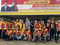 Adib CE, Agus Kahar dan Alvie Ivan Sisir Millenial Muaro Jambi untuk Memenangkan CE-Ratu