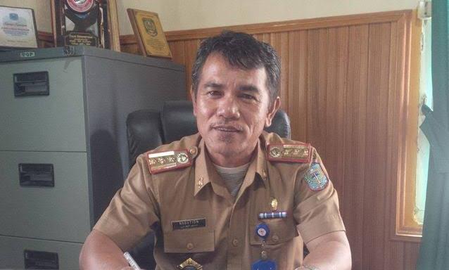 Kepala BKPSDM Kabupaten Merangin, Nasution