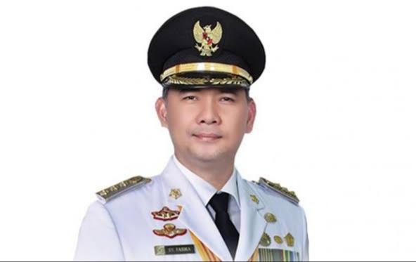 Walikota Jambi, Sy Fasha