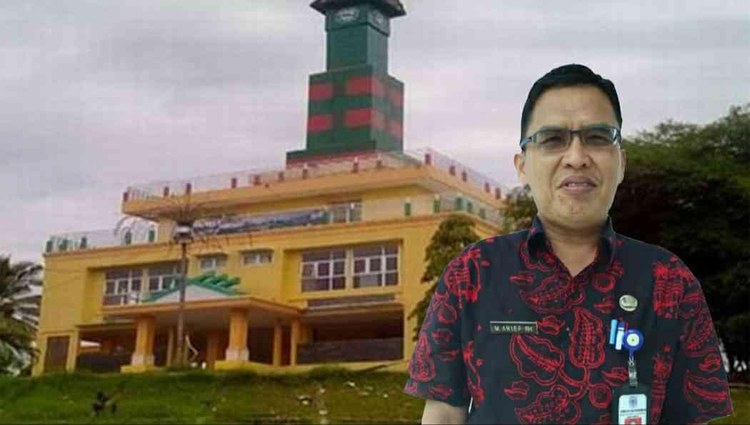 Kadis Kominfo Merangin, M. Arief