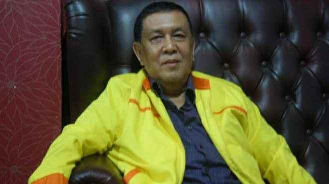 Ketua DPW Partai Berkarya Provinsi Jambi, Ambiar Usman
