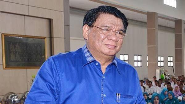 Ketua DPD Demokrat Provinsi Jambi, Burhanudin Mahir