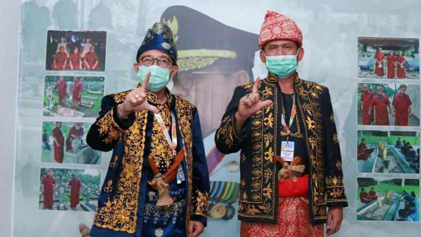 Fachrori Umar dan Syafril Nursal