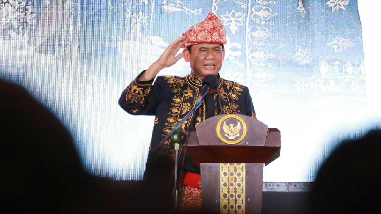 Cawagub Jambi, Syafril Nursal