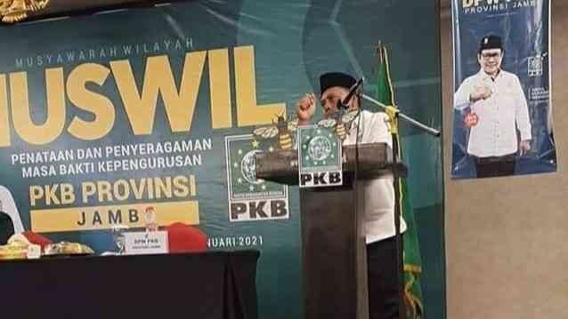 Ketua DPW PKB Provinsi Jambi, Sofyan Ali