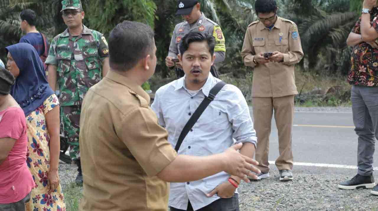 Anggota DPRD Kabupaten Tanjab Barat, Sufrayogi Saiful
