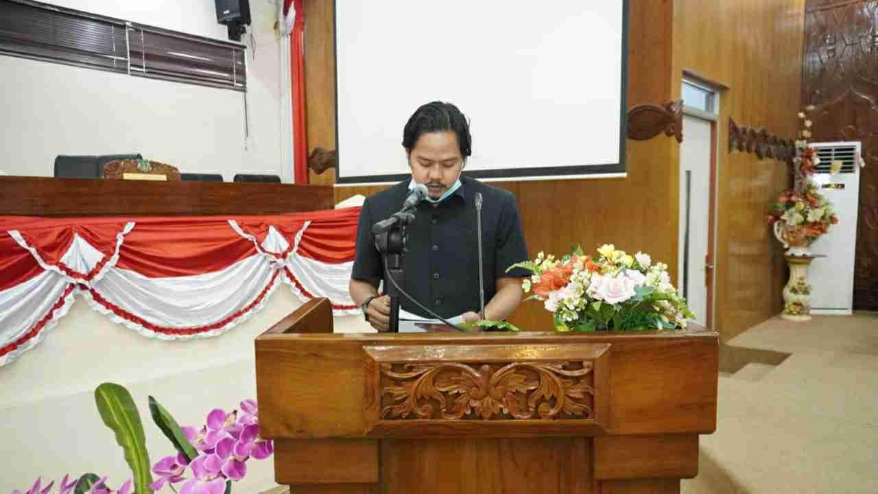 Ketua Komisi II DPRD Tanjab Barat, Suprayogi Saiful