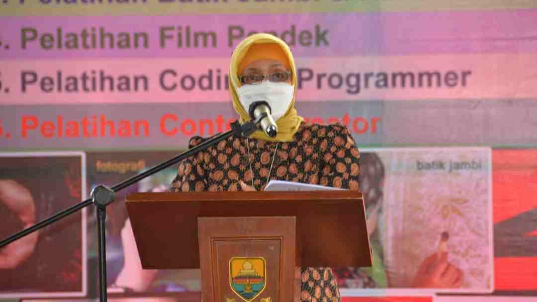 Pj Gubernur Jambi, Hari Nur Cahya Murni