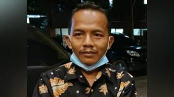 Koordinator Divisi Hukum, Data dan Humas Bawaslu Merangin, Markus
