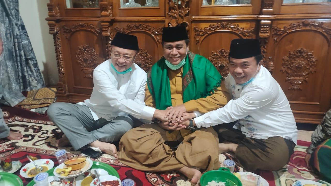 Al Haris (kanan), HBA dan Cek Endra