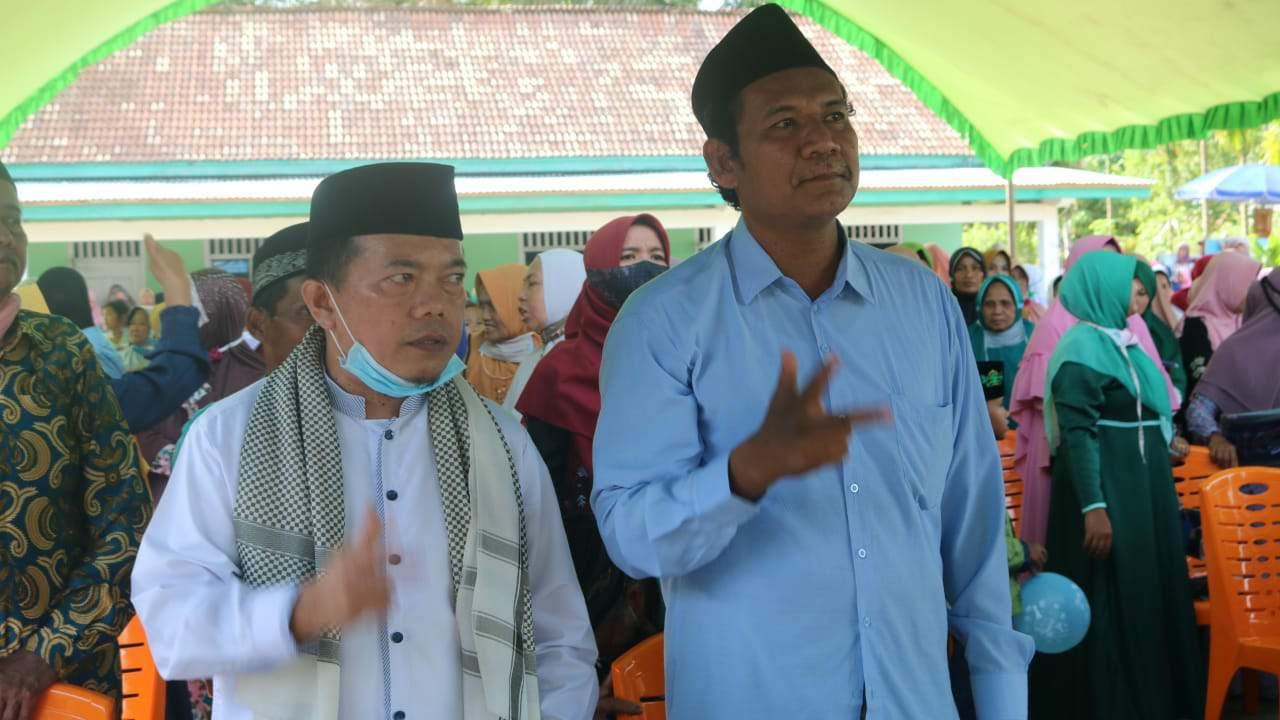 Pimpinan Ponpes di Tabir Selatan doakan Al Haris jadi gubernur Jambi