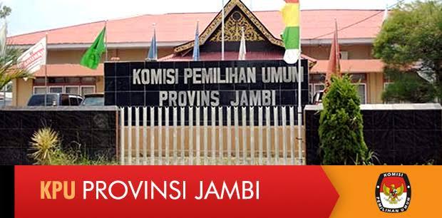 KPU Provinsi Jambi (ilustrasi)