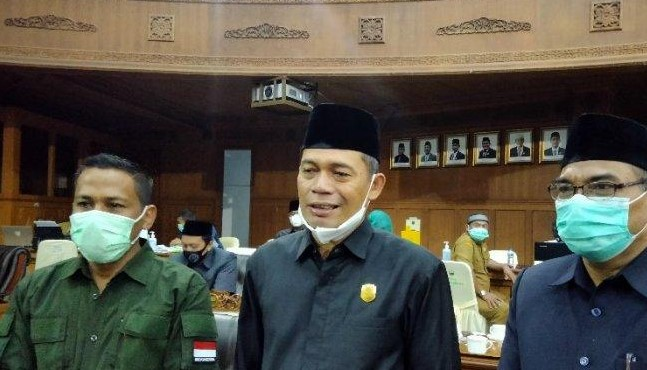 Wakil Ketua DPRD Muaro Jambi, Ahmad Haikal
