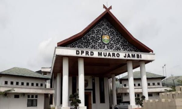 Kantor DPRD Kabupaten Muaro Jambi