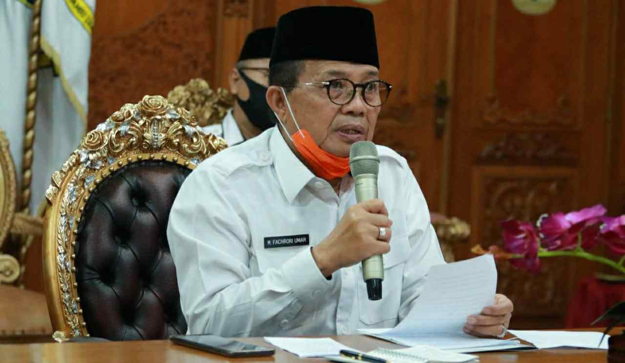 Gubernur Jambi Fachrori Umar