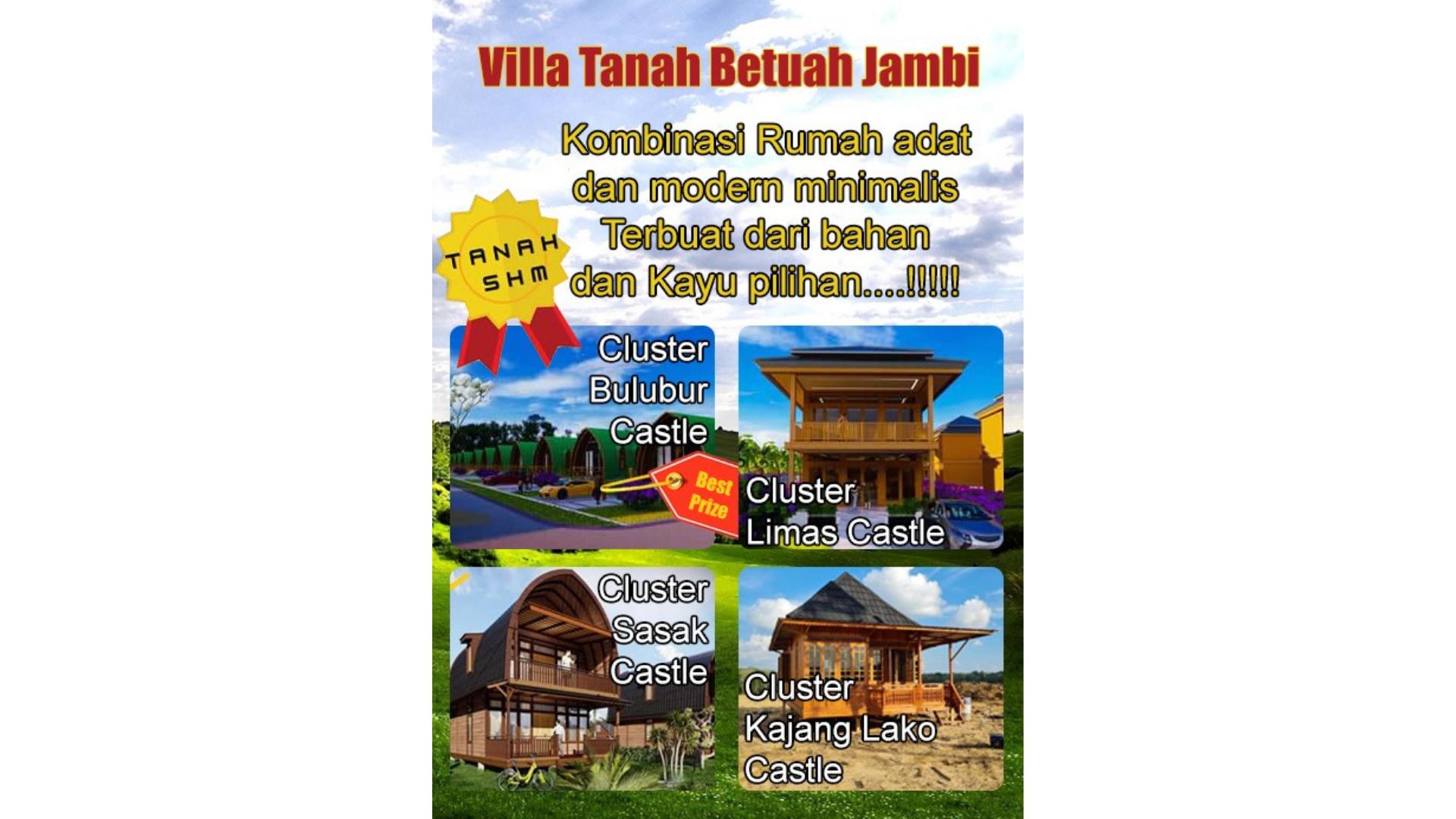 Villa Tanah Batuah Jambi
