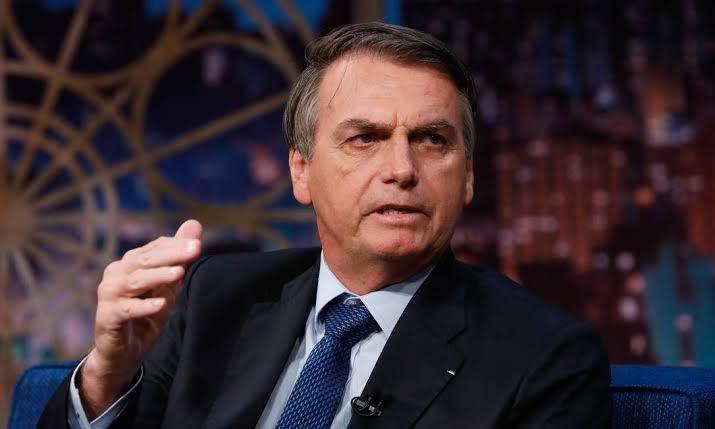 Presiden Brasil, Jair Bulsanaro