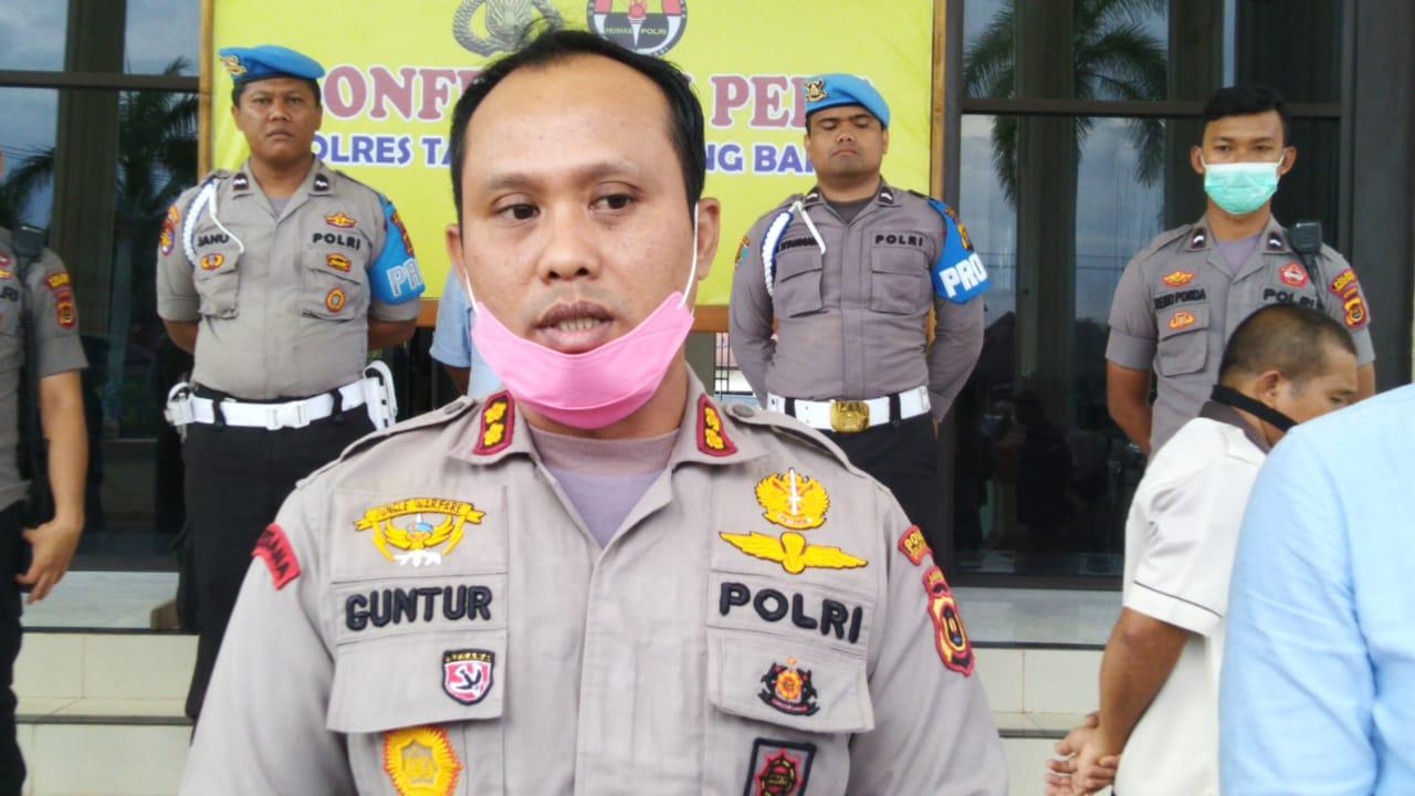 Kapolres Tanjung Jabung Barat, AKBP Guntur Saputro