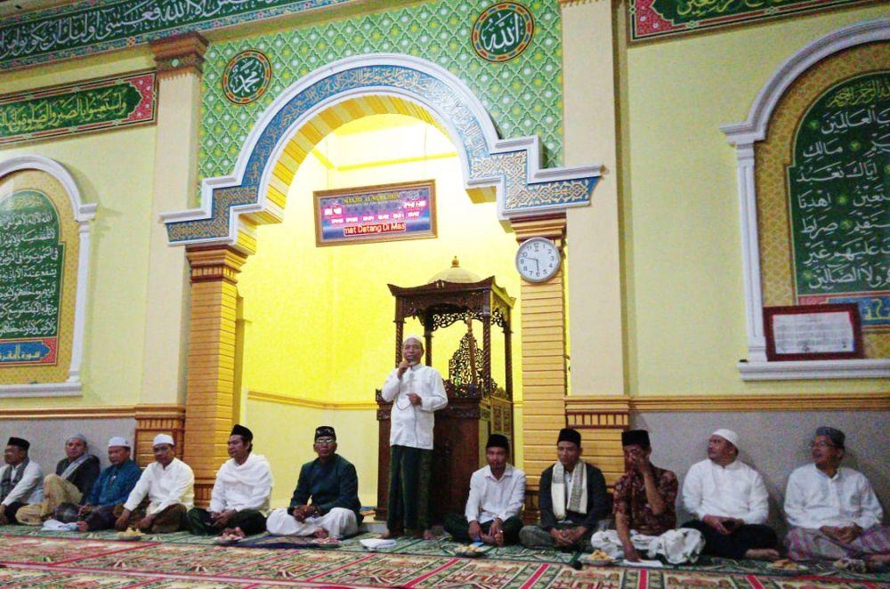 Wabup Mashuri Tekankan Pentingnya Pendidikan Agama