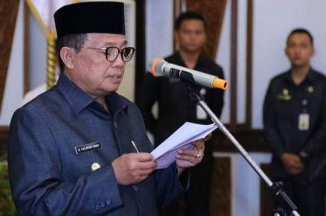 Fachrori: Provinsi Jambi Tingkatkan Kesiapsiagaan Hadapi Bencana