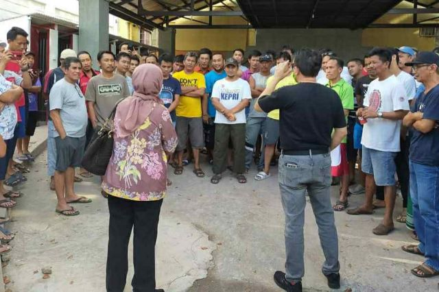 Atase Polri Pada KBRI Manila: 65 PMI Keadaanya Sehat Semua