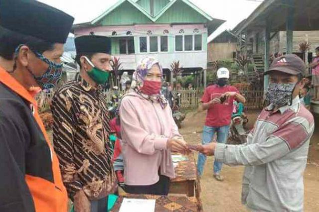 21,9 Miliar BLT Dana Desa Provinsi Jambi Sudah Disalurkan