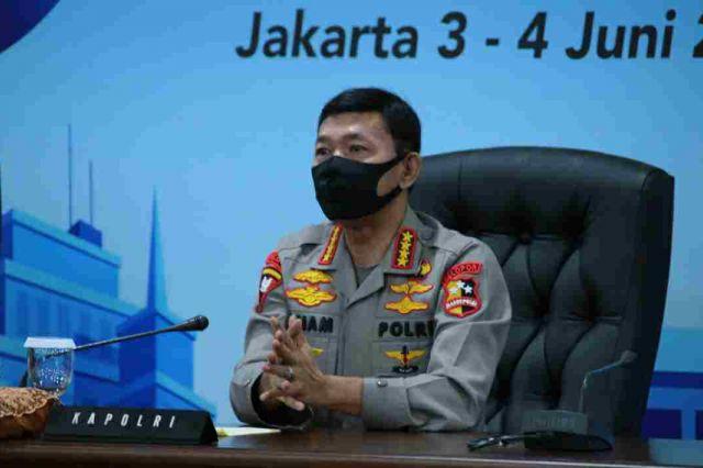 Buka Musrenbang Polri, Jenderal Idham Azis Minta Optimalkan Anggaran Berbasis Kinerja