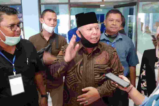 Siap Ikuti Apapun Keputusan DPP, Safrial: Keinginan Saya Maju Sebagai Calon Gubernur