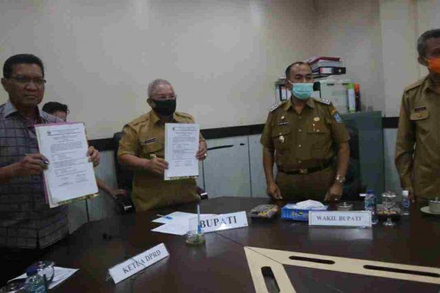 Tanjab Barat kembali Raih Opini WTP dari BPK Provinsi Jambi