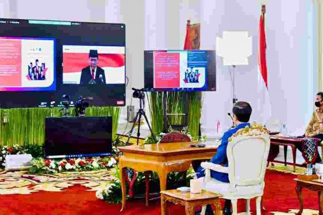Inilah Empat Arahan Presiden kepada Forum Rektor Indonesia