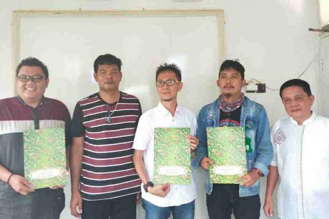 Jadi Konstituen Dewan Pers, SMSI Provinsi Jambi Serahkan SK Pengurus SMSI Kabupaten/Kota