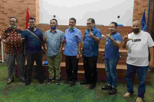 Temui Andi Arief, Sinyal Merapatnya Demokrat ke Fachrori Semakin Menguat