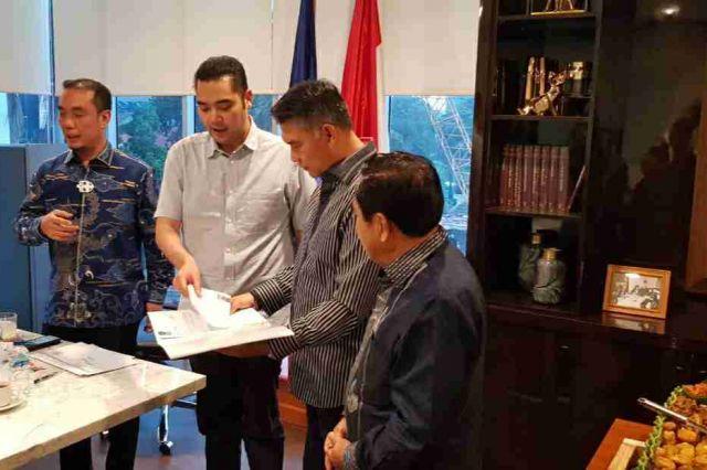 NasDem Resmi Dukung Fasha-AJB, Syafboni: Kader Harus Patuh dengan Putusan DPP
