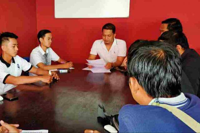 SMSI Kabupaten Batanghari Gelar Rapat Koordinasi