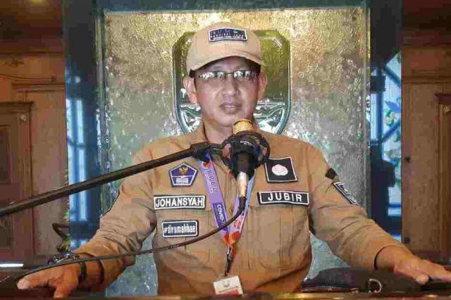 72 Pegawai Disbudpar Jambi di Rapid Test, 3 Orang Ditemukan Reaktif