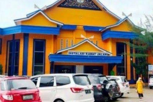 Admisi Terkonfirmasi Positif Covid-19, Pelayanan Poli di RSUD Raden Mattaher Ditutup Sementara