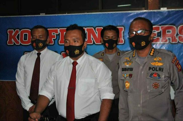 Polda Jambi Tetapkan Dua Tersangka Kasus SIRO RSUD Hanafie Bungo