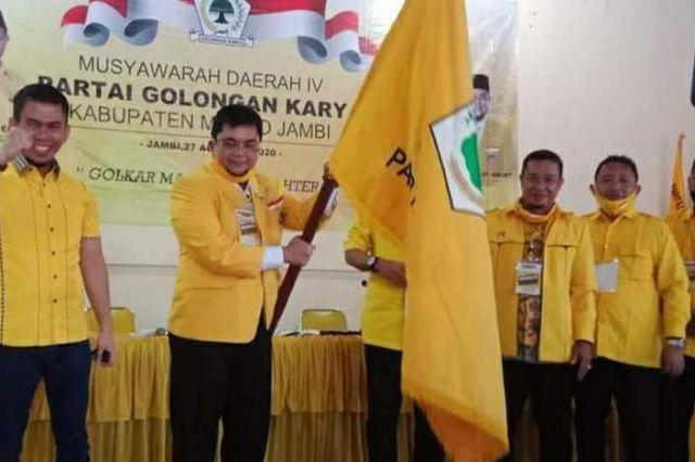 Ivan Wirata Tegaskan Siap Menangkan CE-Ratu di Muaro Jambi