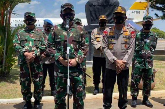 Penyerangan Polsek Ciracas, Panglima TNI: Prada MI Alami Kecelakaan Tunggal Bukan Dikeroyok