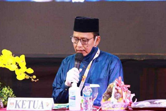 KPU Provinsi Jambi Terima Berkas Pencalonan Tiga Paslon Pilgub Jambi