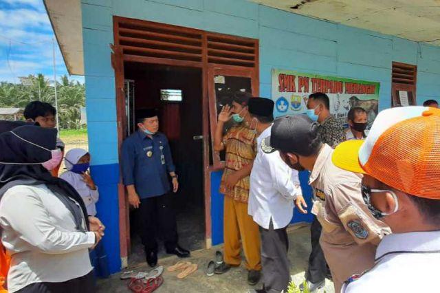 Merangin Miliki SMK Peternakan Terpadu, Al Haris: Ini Satu-satunya di Provinsi Jambi
