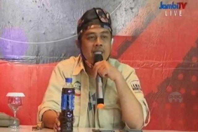 Jelang Debat Kandidat, Musri Nauli: Al Haris Paling Siap Membangun Jambi