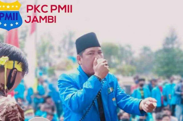 Jadi Sasaran Penganiayaan, Ketua PKC PMII Jambi: Ini Bentuk Ancaman Gerakan Mahasiwa