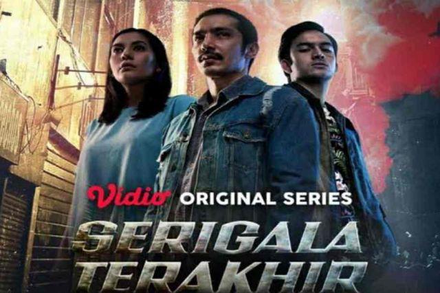 Sinopsis Film Serigala Terakhir Series, Aksi Antar Kelompok Geng Mafia
