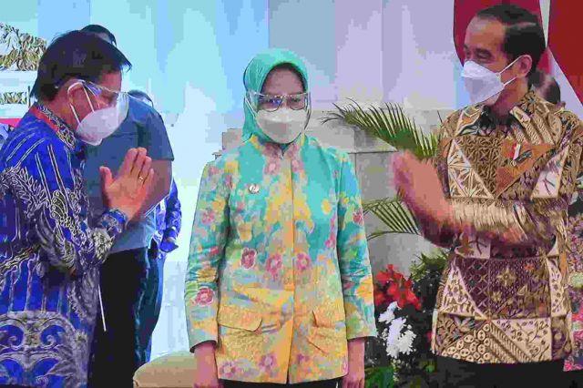Presiden Jokowi: Pengendalian Laju Penyebaran Virus Jadi Prioritas Utama