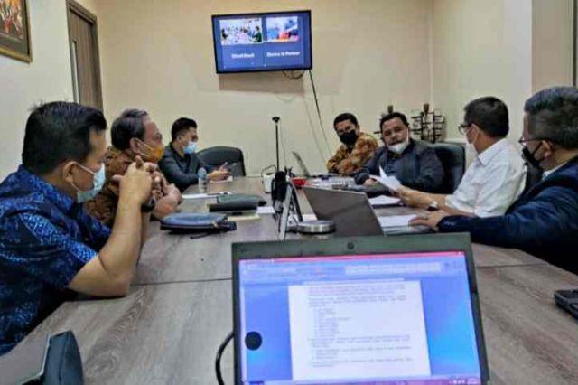 Al Haris Dukung Penuh Tim Advokasi, Jelang Sidang MK