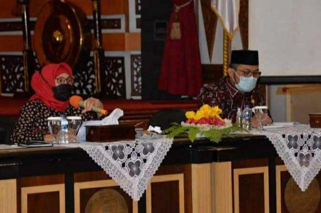 Pj Gubernur Jambi: Kita Fokus Pada Penanganan Covid -19 dan Jaga Kondusifitas Politik