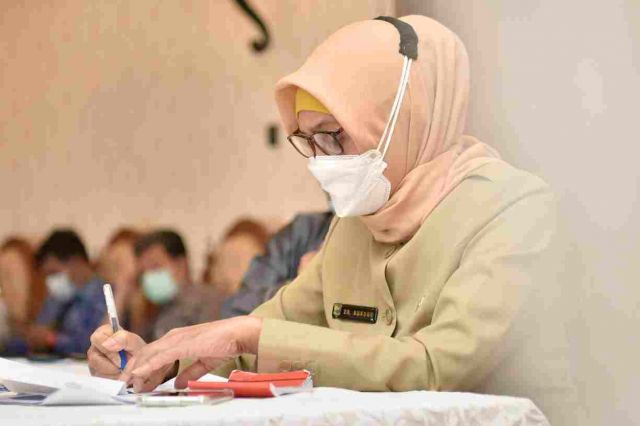 Pj Gubernur Jambi Usulkan Tiga Proyek Prioritas kepada Kepala Bappenas