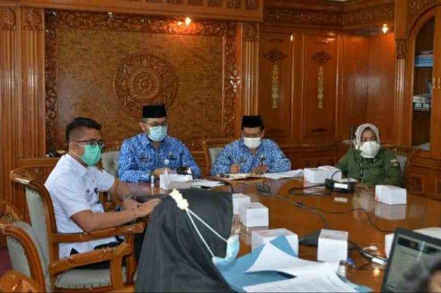 Sekda: Laksanakan Rekomendasi KPK, Pemerintah Berkomitmen Benahi Kinerja BUMD di Provinsi Jambi