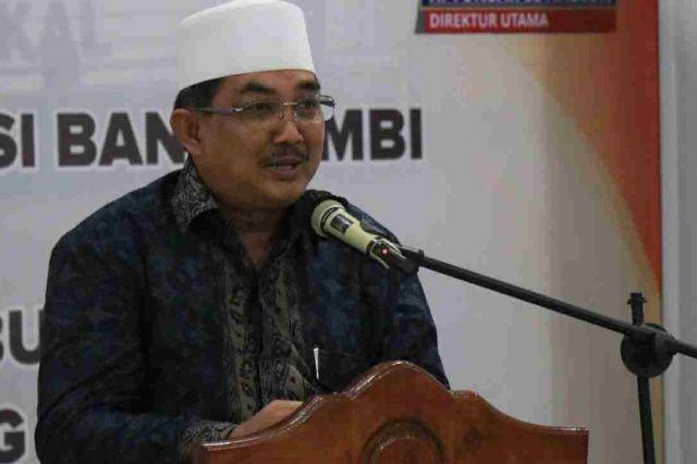 Bupati Tanjab Barat Hadiri Malam Silaturahmi Pemkab dengan Direksi Bank 9 Jambi